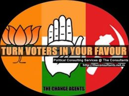 Political Consulting Services @ http://theconsultants.net.in